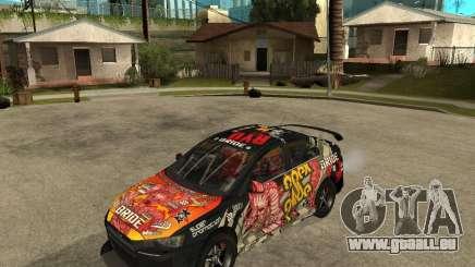 Mitsubishi Lancer EVO pour GTA San Andreas