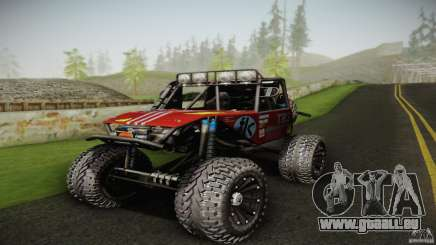 Buggy Off Road 4X4 pour GTA San Andreas