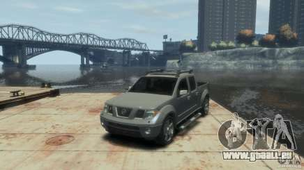 Nissan Frontier pour GTA 4