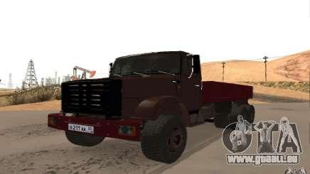 ZIL 6309 für GTA San Andreas