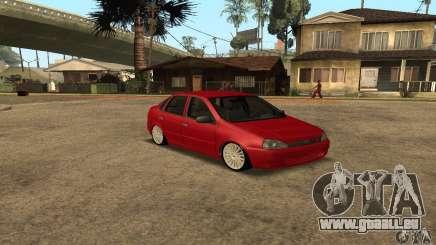 Lada 1118 Kalina pour GTA San Andreas