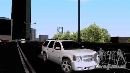 Chevrolet Tahoe LTZ 2013 pour GTA San Andreas