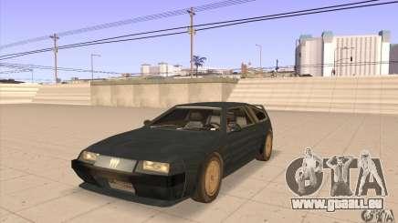 Deluxo HD pour GTA San Andreas