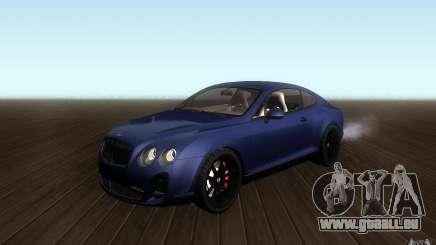 Bentley Continental SS für GTA San Andreas