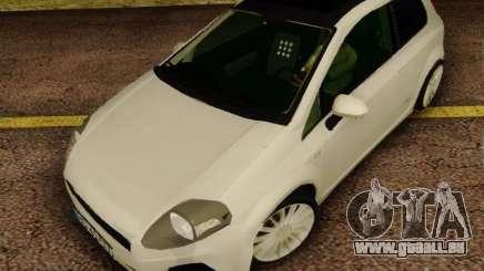 Fiat Grande Punto CLD Style pour GTA San Andreas