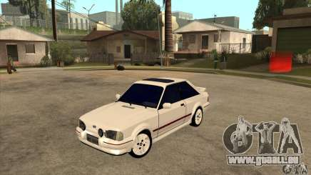 Ford Escort XR3 1992 pour GTA San Andreas