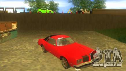 Oldsmobile Cutlass Supreme 1976 pour GTA San Andreas