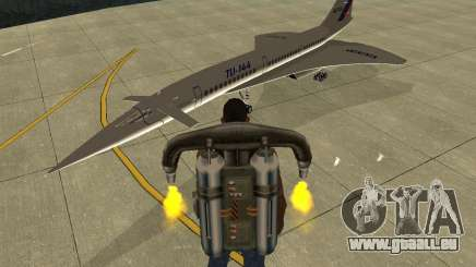 Tupolev TU-144 pour GTA San Andreas