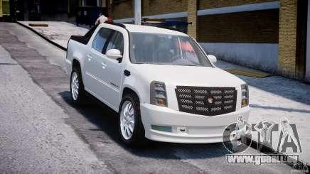Cadillac Escalade Ext für GTA 4