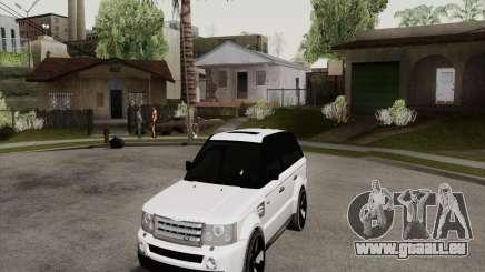 Range Rover Tuning pour GTA San Andreas