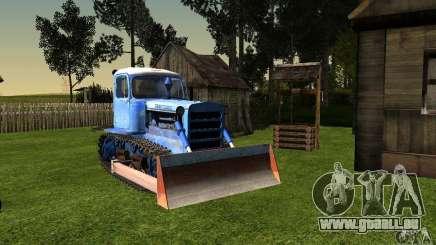 Bulldozer der DT-75-Kasachstan für GTA San Andreas