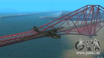 PBY Catalina für GTA San Andreas