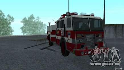 FIRETRUCK für GTA San Andreas