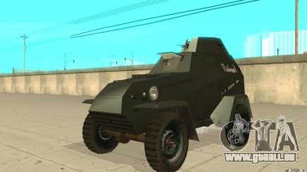 BA-64 B für GTA San Andreas