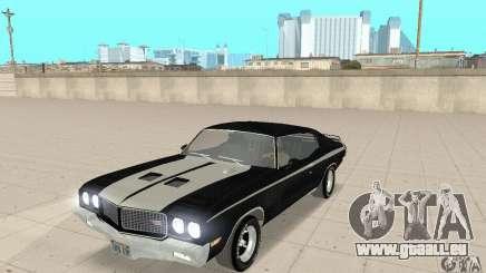 Buick GSX Stage-1 für GTA San Andreas