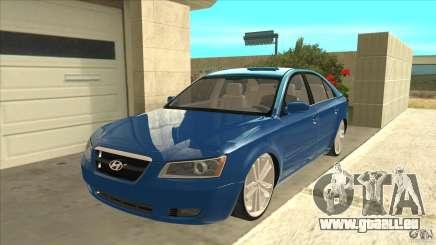 Hyundai Sonata NF für GTA San Andreas