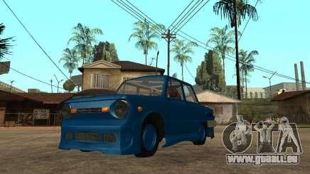 ZAZ 968 MUSIQUE EXPERT pour GTA San Andreas