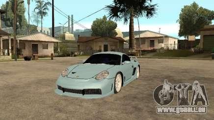 Porsche Cayman S für GTA San Andreas