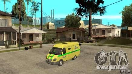 Collector's Gazelle für GTA San Andreas