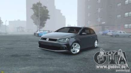 Volkswagen Polo v1.0 für GTA 4