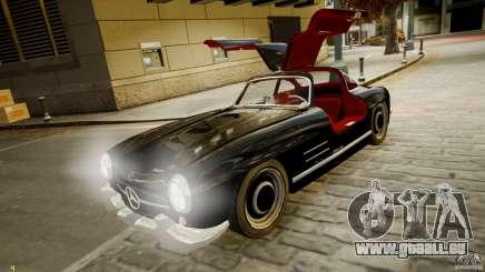 Mercedes-Benz 300 SL Gullwing für GTA 4