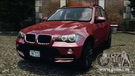 BMW X5 xDrive30i pour GTA 4