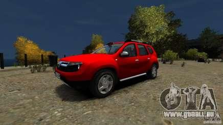 Dacia Duster SUV 4x4 2010 pour GTA 4