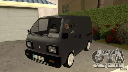 Suzuki Carry Blind Van 1.3 1998 pour GTA San Andreas