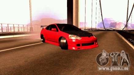 Acura RSX Drift für GTA San Andreas