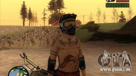 Le coureur du combustible pour GTA San Andreas