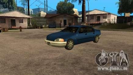 HD Kuruma für GTA San Andreas