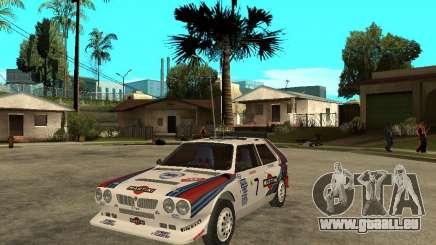 Lancia Delta S4 Martini Racing für GTA San Andreas