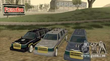 Limousine für GTA San Andreas