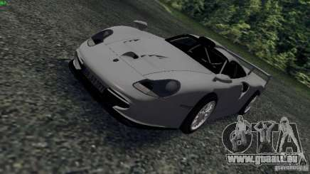 Porsche 911 GT1 Evolution Strassen Version 1997 für GTA San Andreas