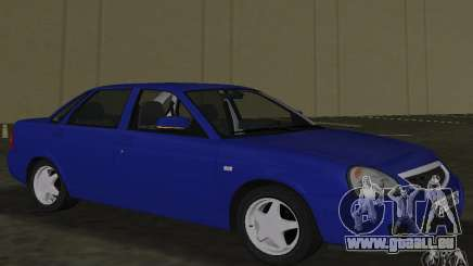 Lada 2170 Priora pour GTA Vice City