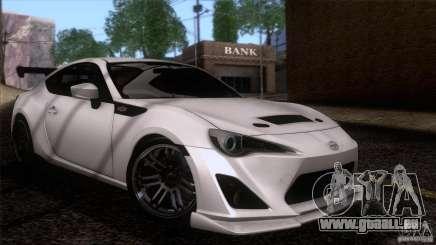 Scion FR-S 2013 für GTA San Andreas