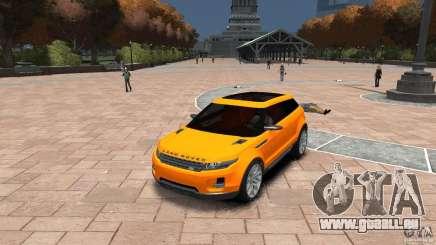 Range Rover LRX 2010 für GTA 4