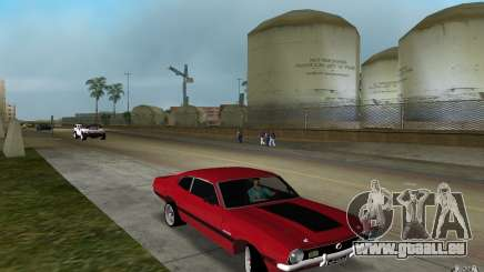 Ford Maverick GT 1975 pour GTA Vice City