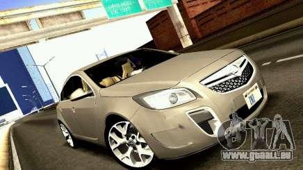 Opel Insignia pour GTA San Andreas