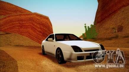 Honda Prelude Tunable pour GTA San Andreas