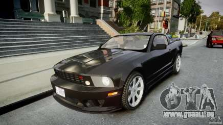 Saleen S281 Extreme Unmarked Police Car - v1.2 pour GTA 4