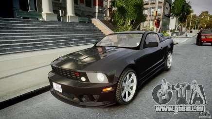 Saleen S281 Extreme Unmarked Police Car - v1.2 für GTA 4
