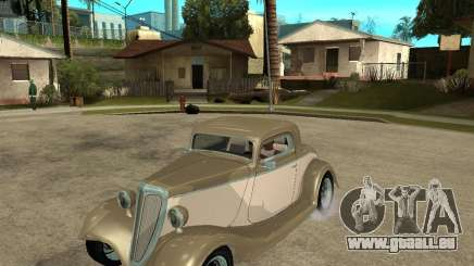 Ford 1934 Coupe v2 für GTA San Andreas