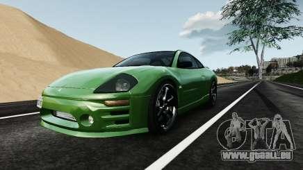 Mitsubishi Eclipse GT-S pour GTA 4