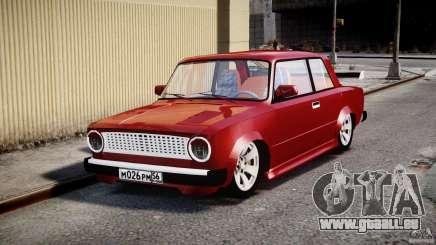 VAZ 2101 Redline pour GTA 4