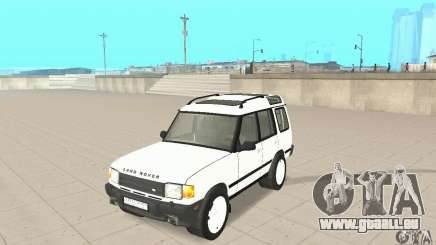 Land Rover Discovery 2 pour GTA San Andreas