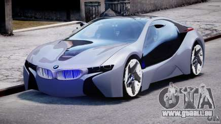 BMW Vision Efficient Dynamics v1.1 pour GTA 4
