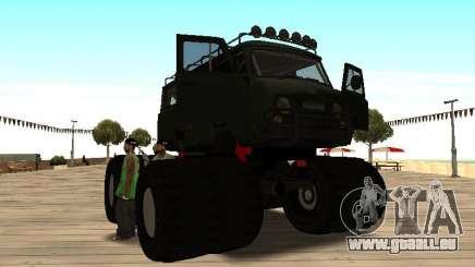 Uaz Monster pour GTA San Andreas