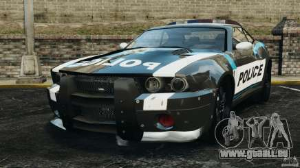 NFSOL State Police Car [ELS] für GTA 4