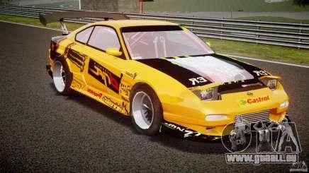 Nissan S330SX GT Drift Texture für GTA 4